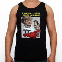 EL RESCATE - Camiseta atleta Fruit Of The Loom