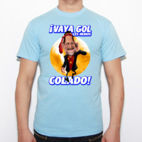 Vaya Gol - Camiseta Fruit of The Loom  Valueweight