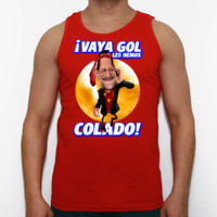 Vaya Gol - Camiseta atleta Fruit Of The Loom